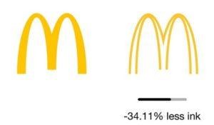mcdonalds ecobranding logo